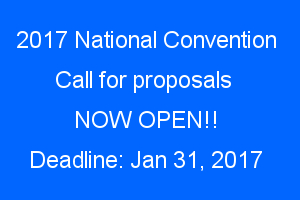 2017 Call for Proposals